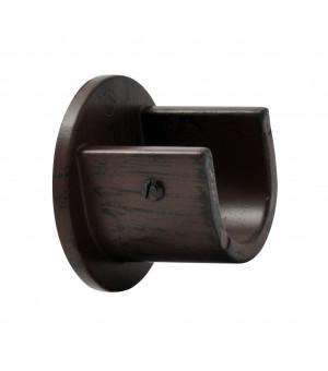 Naissance rouille brossé noir D19