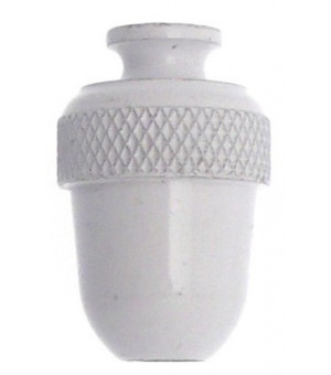 Gland monobloc blanc H29mm