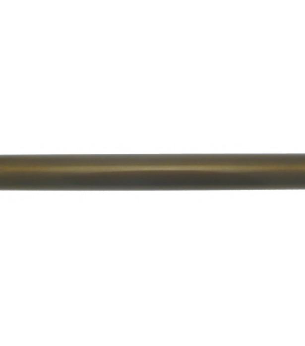 Barre laiton vieilli 1m80 D28