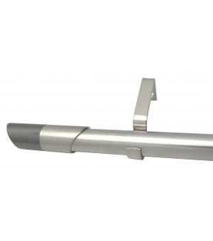 Kit Cylindre nickel brossé/noir 120-210 D16/19