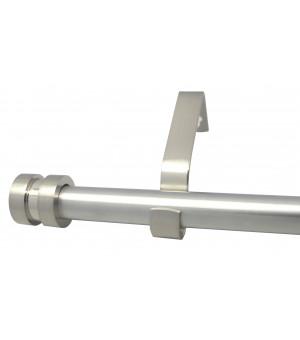 Kit Cylindre nickel brossé 160-300cm D28/25