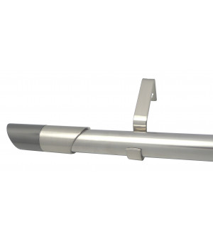 Kit Cylindre nickel brossé/noir 120-210 D25/28