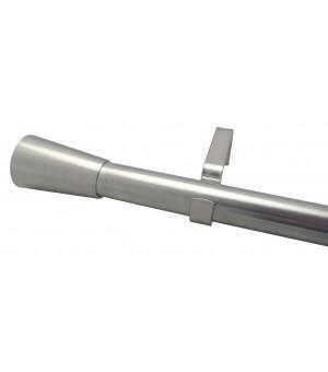 BAF21 Kit Pommeau nickel brossé 160-300 D28-25