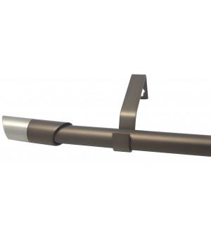 Kit Cylindre moka/nickel brossé 120-210 D19/16