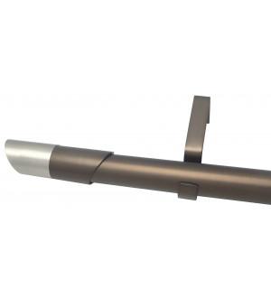 BAF Kit Cylindre moka/nickel brossé 160-300 D28-25