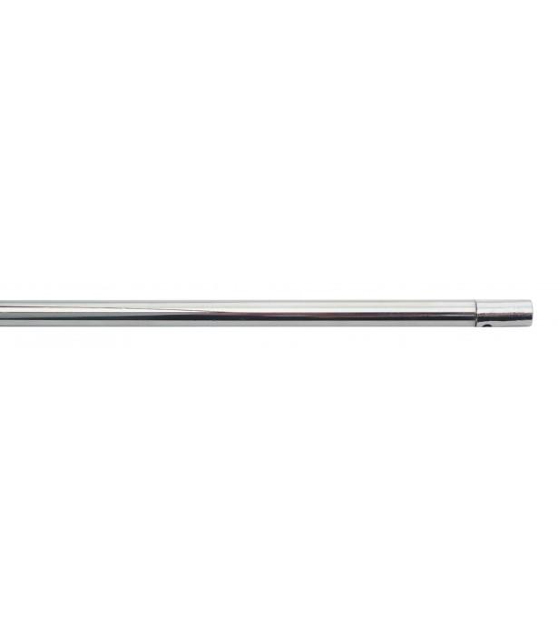 1 Tringle Cylindre chromé 60-80cm D7