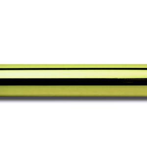 Barre laiton verni 150cm D35