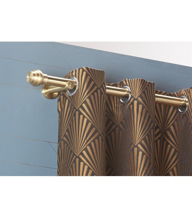 Kit dôme décor laiton mat 200-360cm D28-25