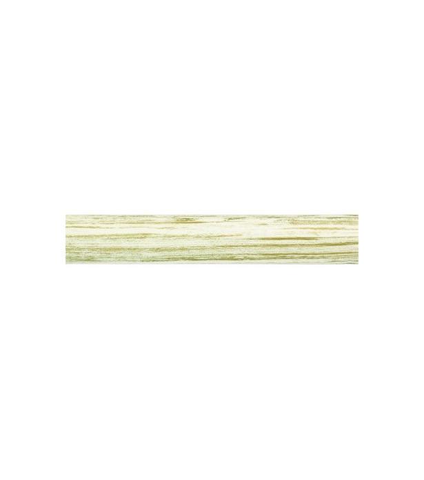 Barre blanc brossé 1m50 D28