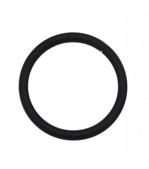 Lot de 10 anneaux noir D30x38