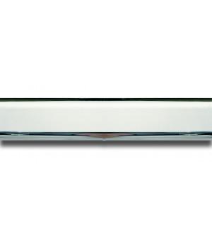 Gond Crosse blanc brossé 35mm