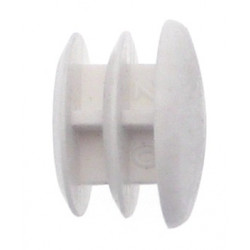 Porte-Embrasse LXVI laiton verni 120mm