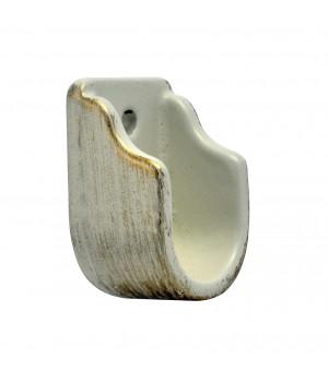 1 Naissance sable brossé doré D19