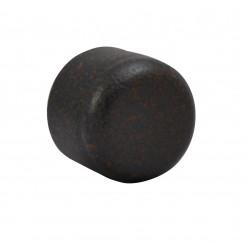 Tringle Boule blanc 40-60cm D7