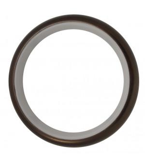 Lot de 10 anneaux antic-bronze D30x38