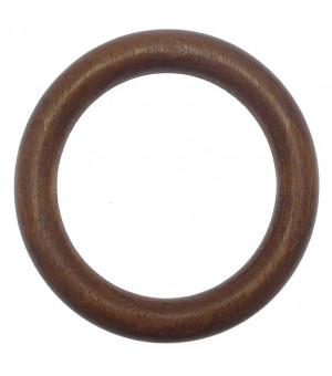 Lot de 10 anneaux chêne D45x65