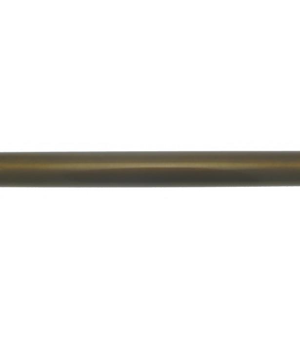 Barre laiton vieilli 1m80 D35