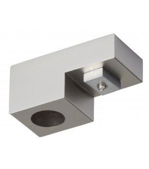 1 Support Aura plafond nickel givré D20X20