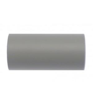 DESTOCK Embout Cylindre gris D28