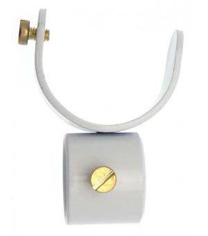 Collier tige blanc D35