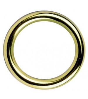 Lot de 8 anneaux décor laion D28x39