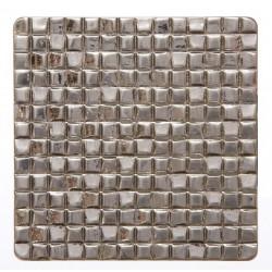 Kit dôme décor laiton mat 120-210cm d28-25