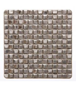 BAF21 Embout Chic nickel mat D28