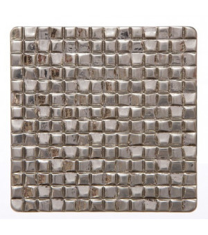 Embout Chic nickel mat D28
