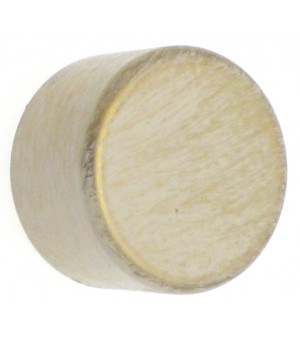 Embout Bouchon sable brossé D28