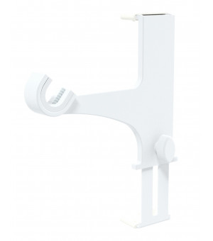 2 Supports coffre volet roulant  blanc D28/20
