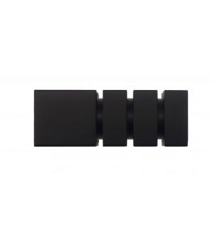 Embout Prisme noir mat D19
