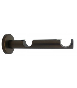Support antic bronze double ouvert 54-134mm D20/20